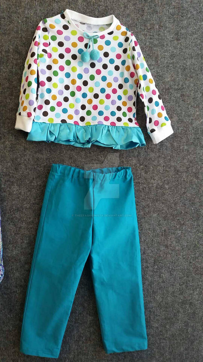 Kid's Loungewear by TheeFashionista