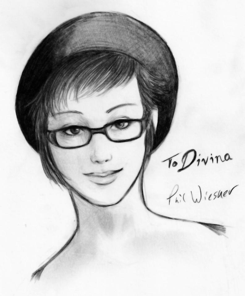 Divina by PhilWiesner