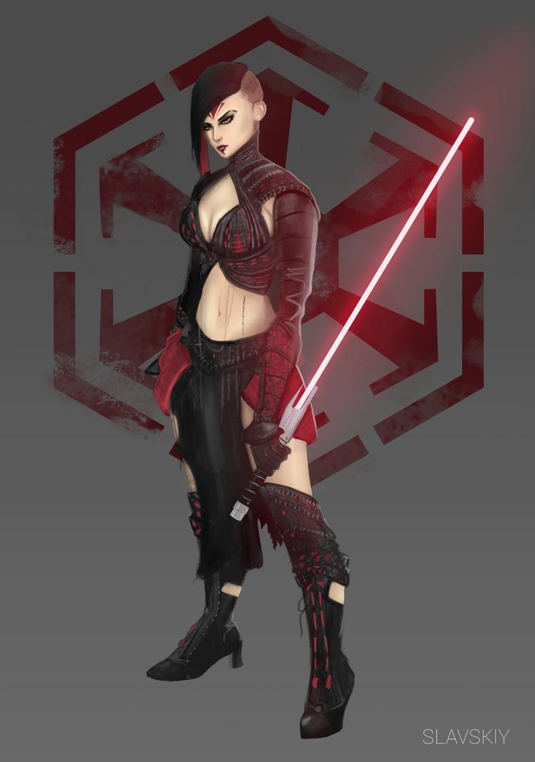 Sith by OrangeFreeman