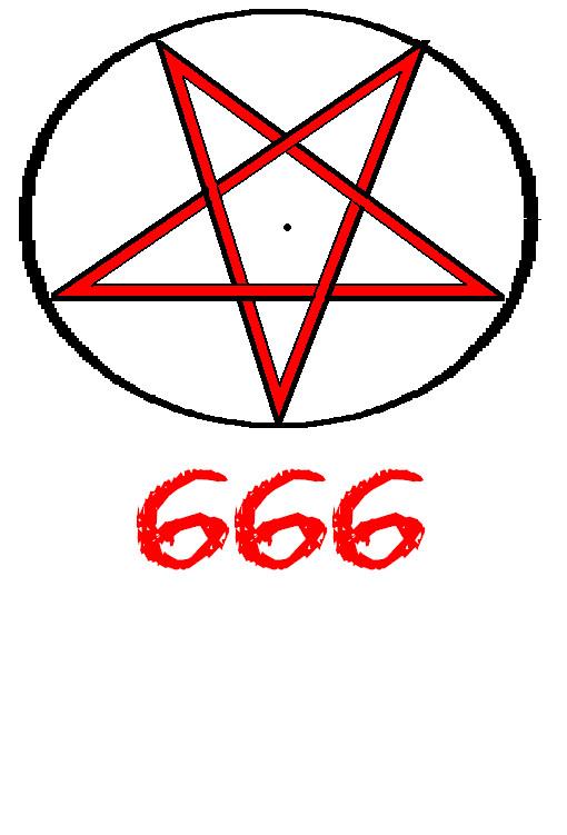 666 by ZACHARKER