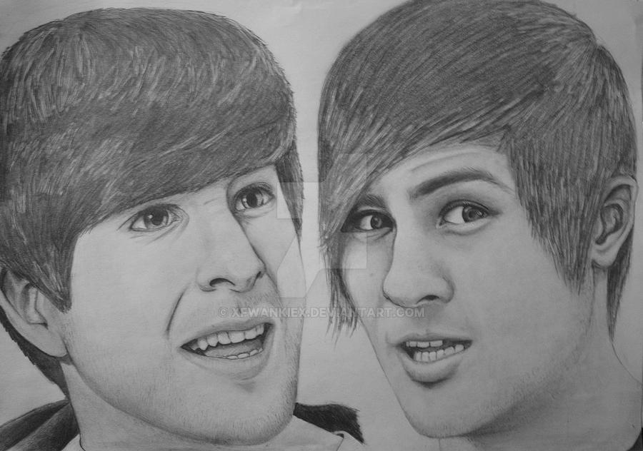 SMOSH - Ian and Anthony by xFwankiex