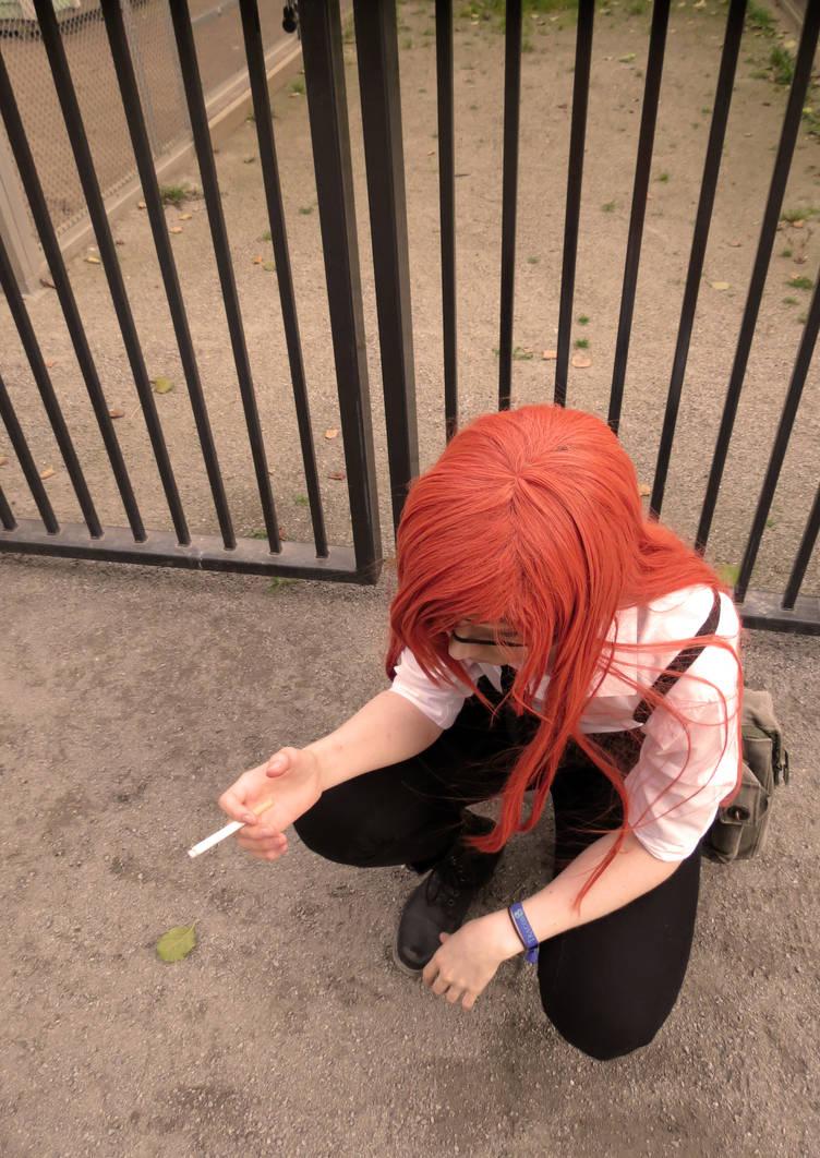 Gun smoker by xFwankiex