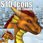 Fall/Winter Icons Available!