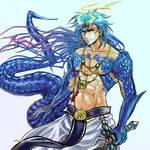 Magi - Dragon King