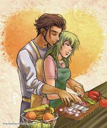 FE3H - Cooking together I