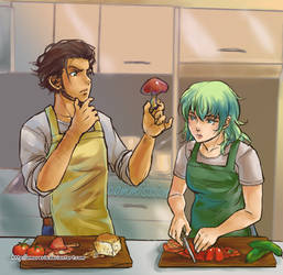 FE3H - Cooking together II
