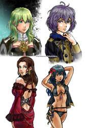 FE3H girls