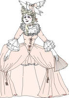 Lady by foolwave