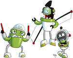 Mixels: Orbitons
