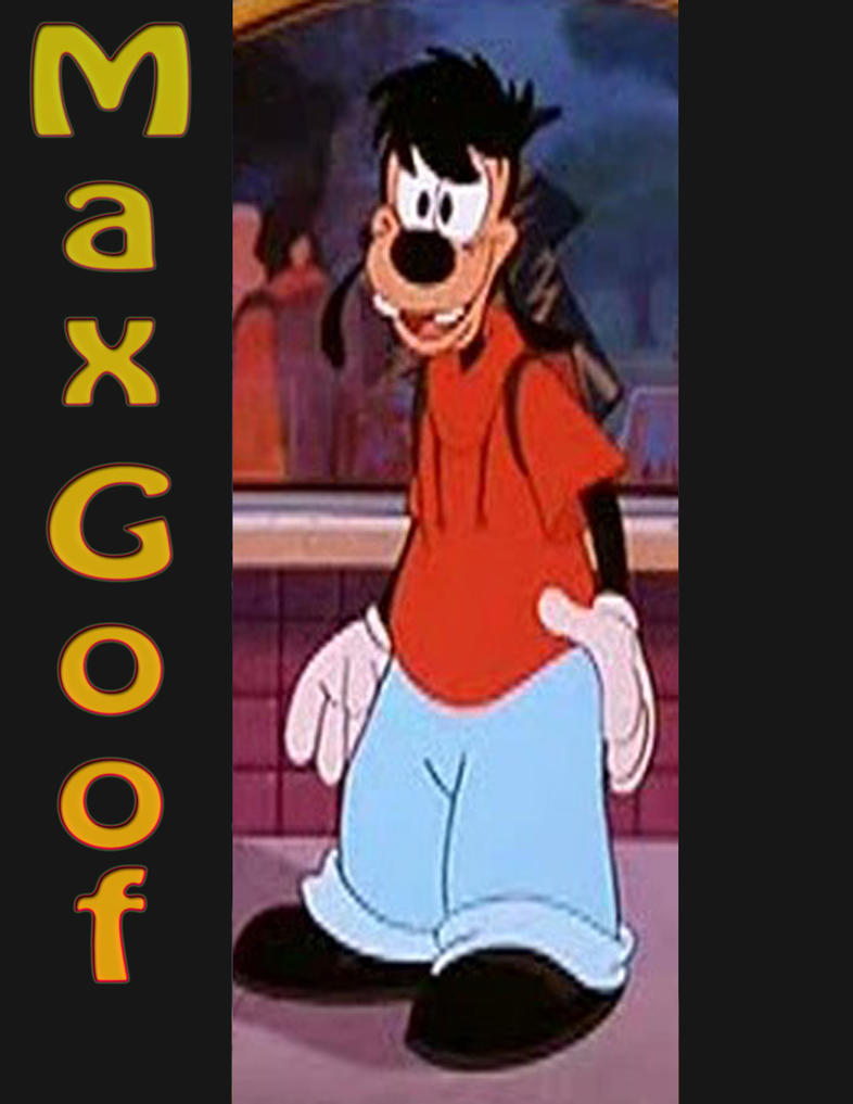 A Goofy Movie Max Goof by Element5234 on DeviantArt