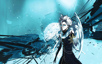 Toushiro Hitsugaya wallpaper by calebfx