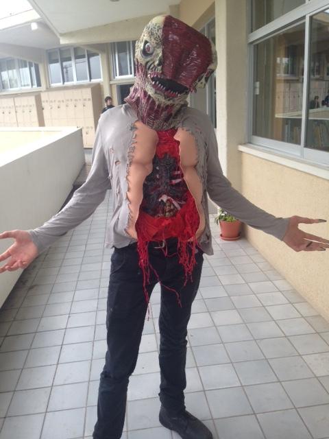 Halloween Costume- The BORIS thing! by Dangerdude991 on DeviantArt