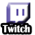 Twitch Icon by Dangerdude991