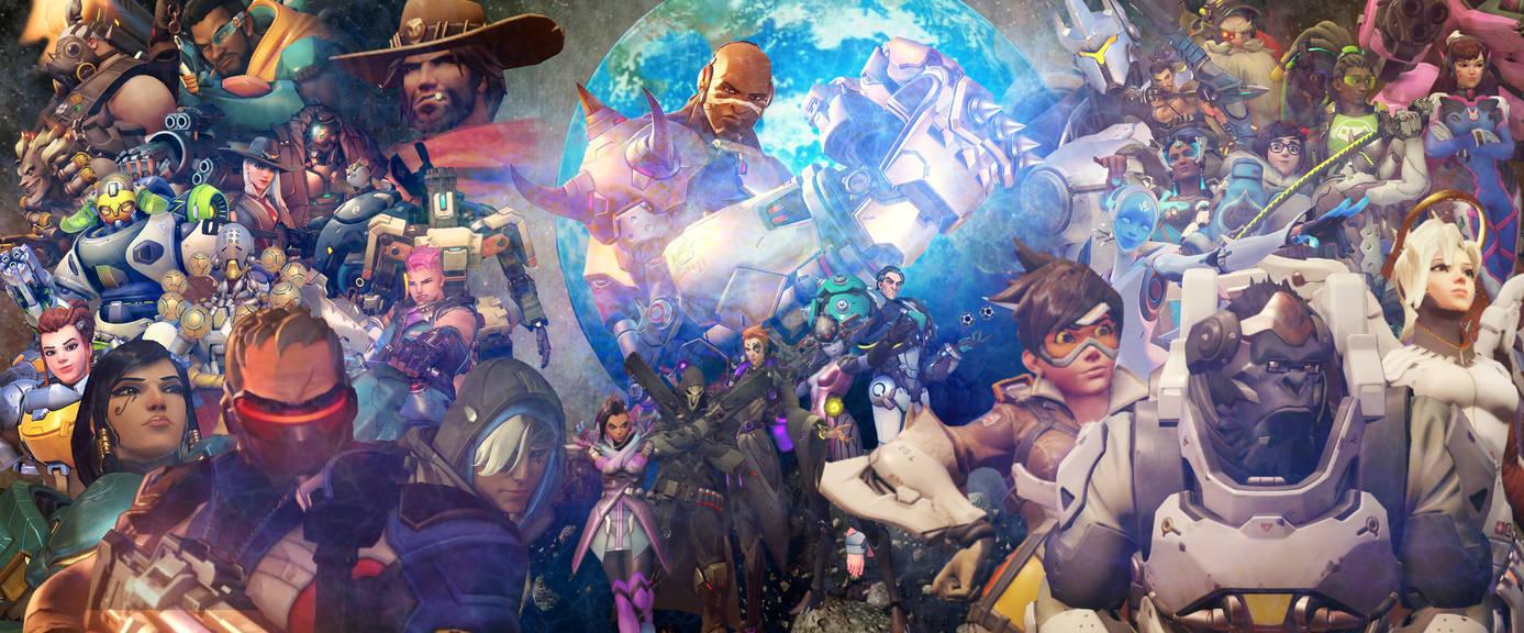 Overwatch Infinity War