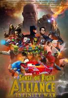 Sense of Right Alliance- Infinity War