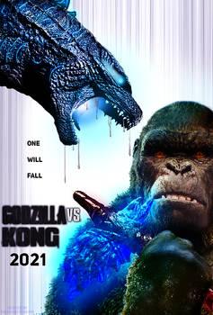 Godzilla vs Kong AVP style