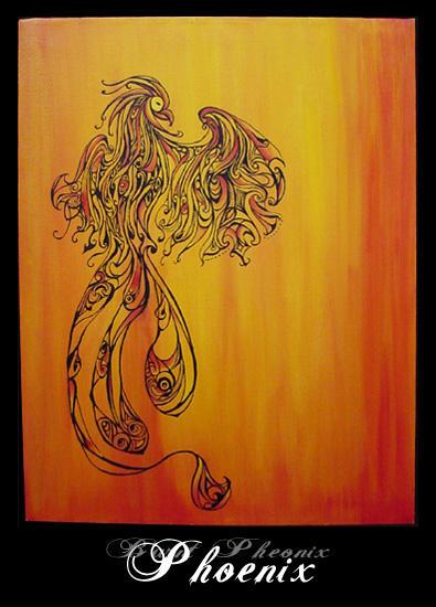Phoenix by MAVnotMagic