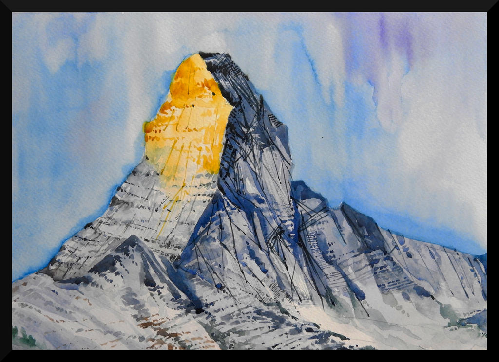 Mount Matterhorn by anglewind