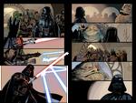 Darth Vader #1 colored