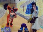 Best Crash Bandicoot moment 3D by rorschach-mentality