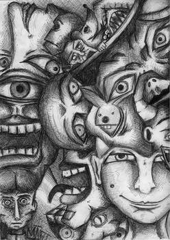 Faces...