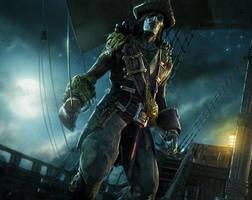 Captain James Sterling
