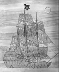 Black Pearl by Uskok