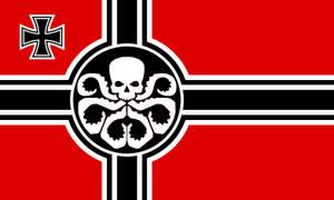 HYDRA War Flag
