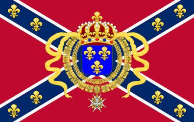 Kingdom of New France by Uskok