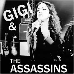 Gigi and The Assassins Album Cover by Uskok