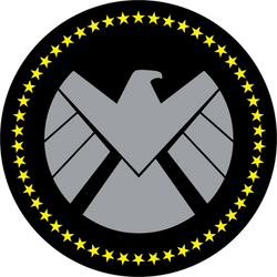 S.H.I.E.L.D. strike team logo by Uskok