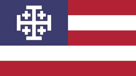 United States of Jerusalem by Uskok