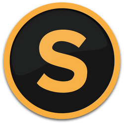 Sublime-Text Icon (Orange)