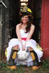 Firefighter Bride