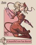 Ann Character Art