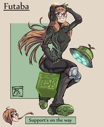 Futaba Character Art