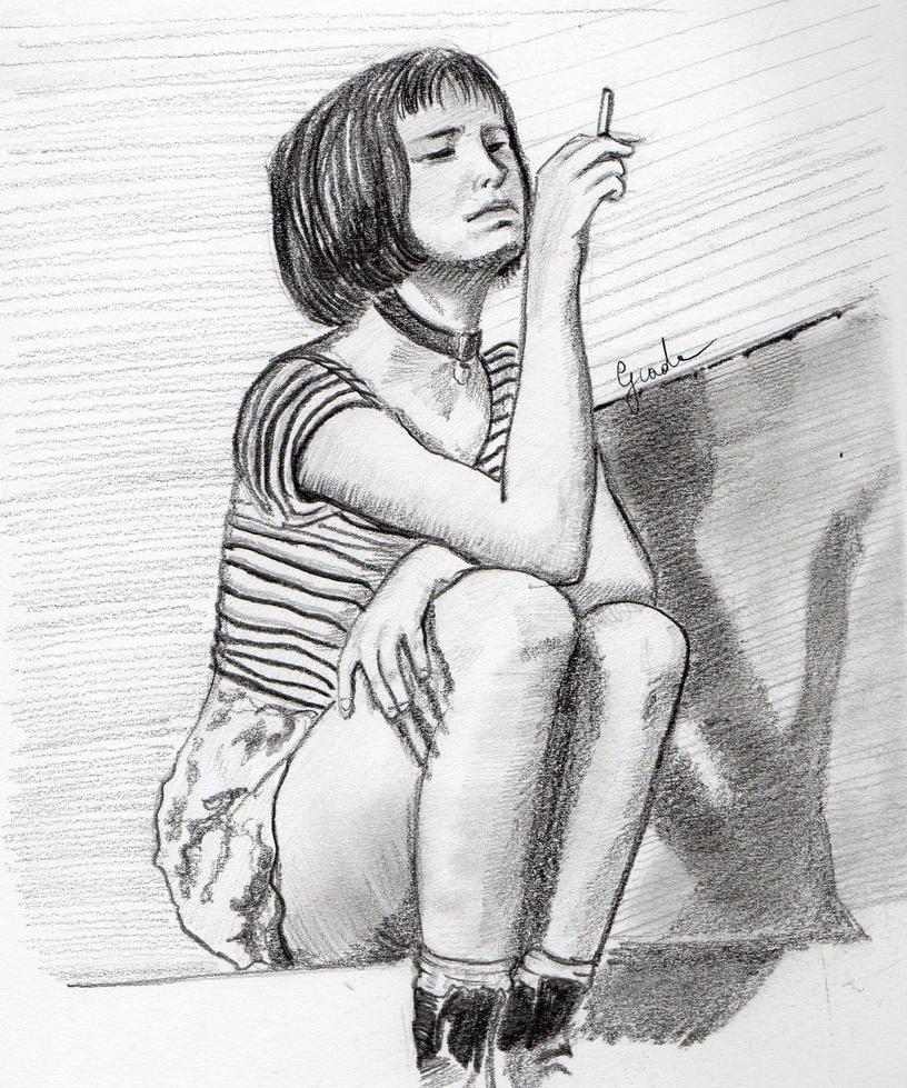 mathilda by GiadaC