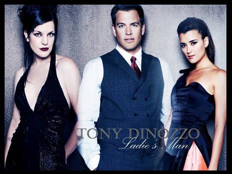 Tony DiNozzo Ladie's Man