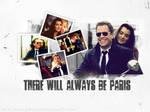 Tony and Ziva- Paris