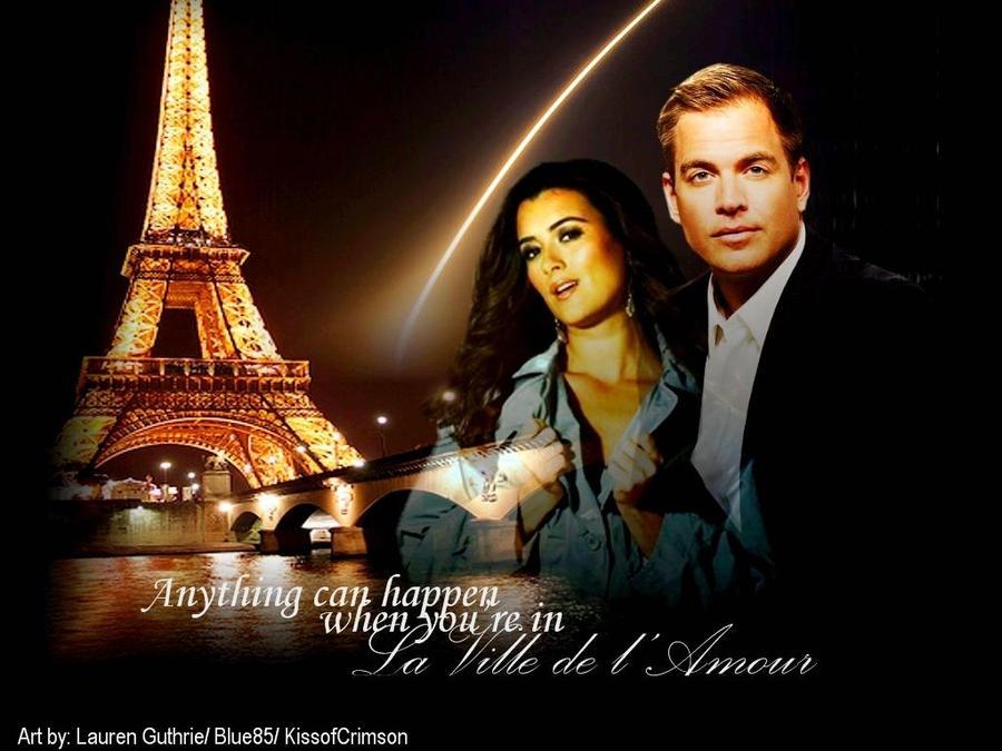 Tony a Ziva - Paříž