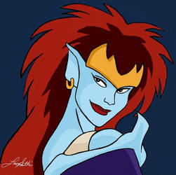 Demona by KissofCrimson