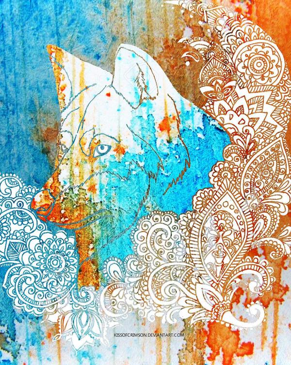 Wolf by KissofCrimson
