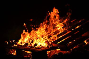 Fire V by KissofCrimson