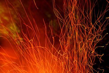 Fire Embers by KissofCrimson