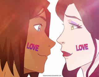 Love is Love by KissofCrimson