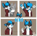 Kino - Telegram Stickers