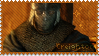 [STAMP] Creighton The Wanderer by cute-quts