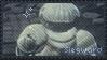 [STAMP] Siegward of Catarina by cute-quts