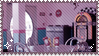 [STAMP] 50'S DINER by cute-quts