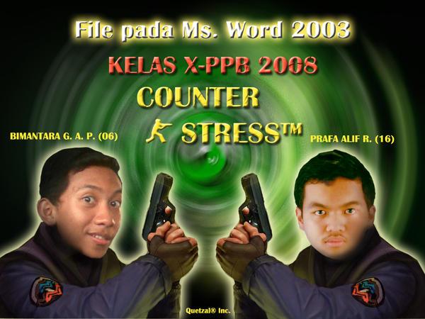 Counter stress by Prafa-AR